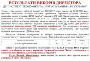 Результати виборів директора_1